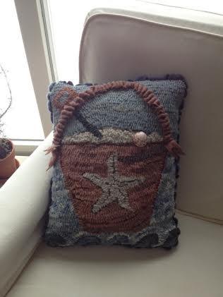 Sand Pail Pillow